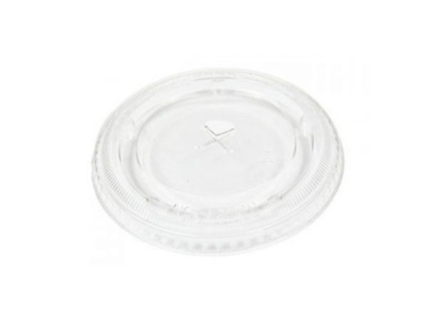 16 TO 24OZ CLEAR X SLOT LID
