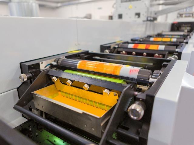 types of printpac machine - Flexo
