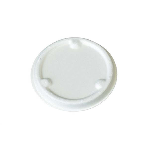 Clear Lid for 1oz & 2oz Bagasse Portion Pots
