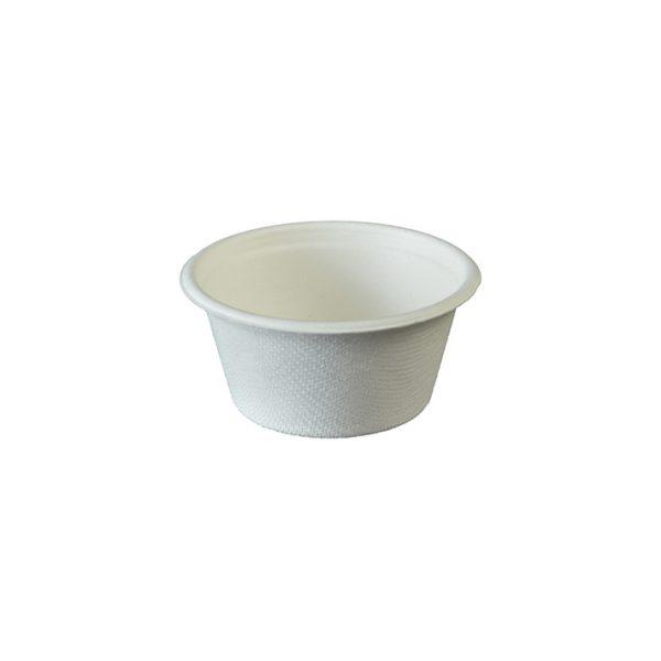 2oz Bagasse Portion Pot