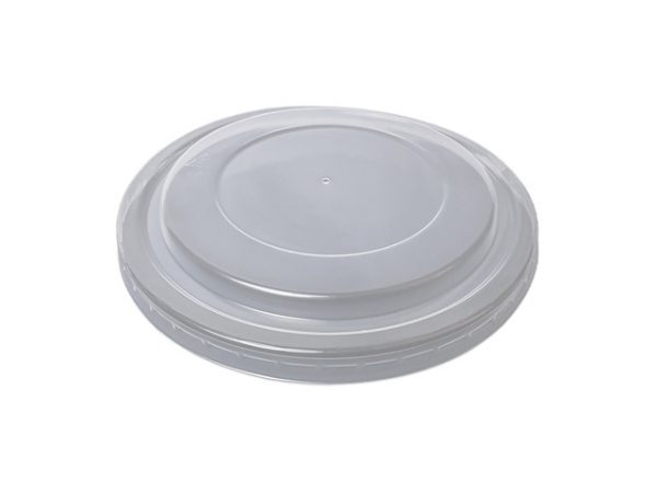 Clear plastic lid for 500ml, 750ml and 1000ml kraft salad container