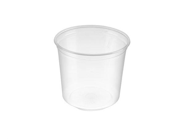 24 floz Clear Deli Container