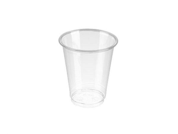 7oz Clear PET Plastic Cup