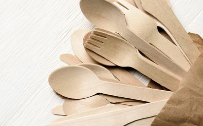 McDonalds switch to wooden cutlery