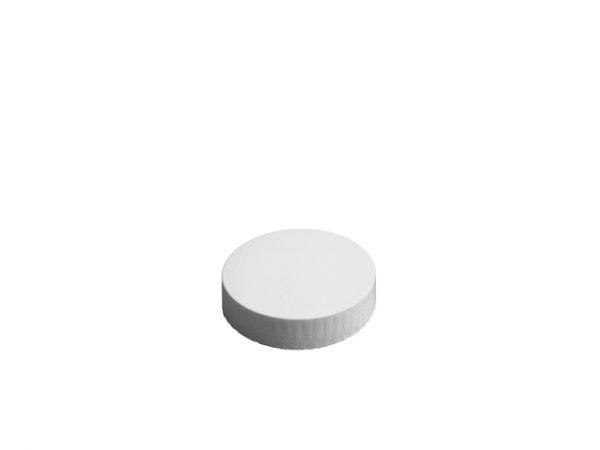 45mm Diameter White Paper Glass Cover