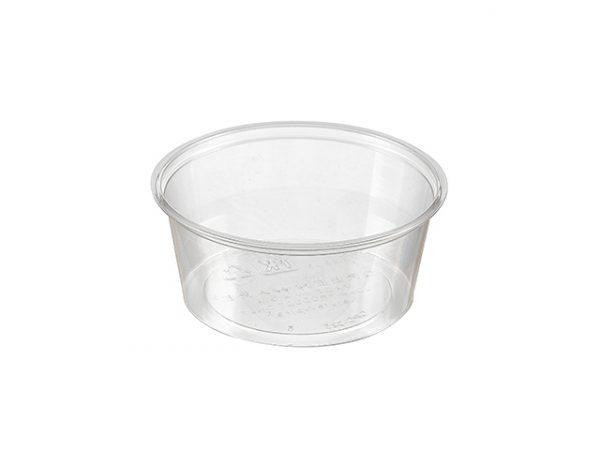 3.25floz Clear PLA Portion Pots