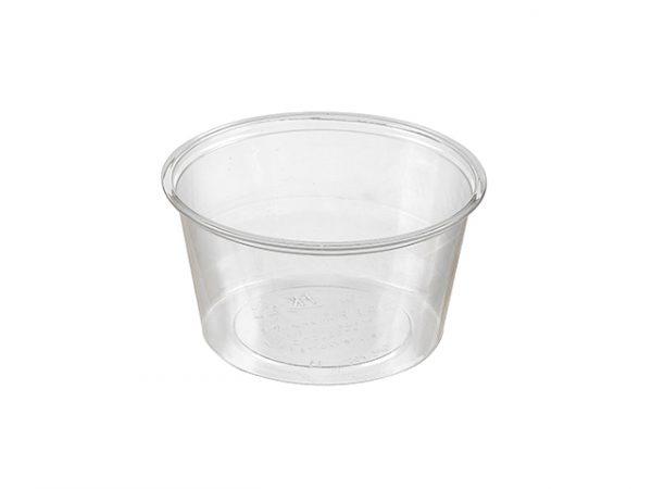 4floz Clear PLA Portion Pots
