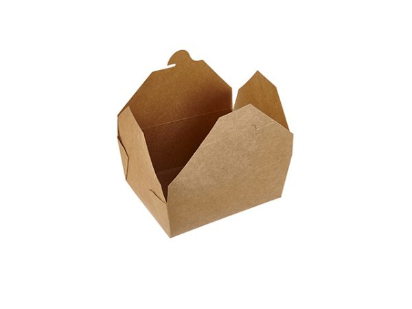 68floz Large Kraft Food Box