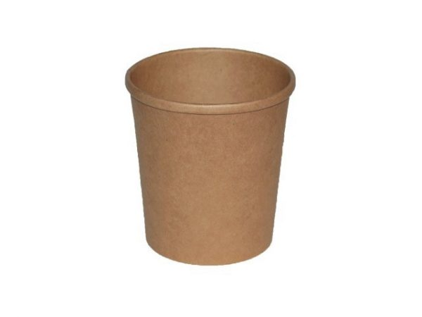 32oz Kraft paper soup container