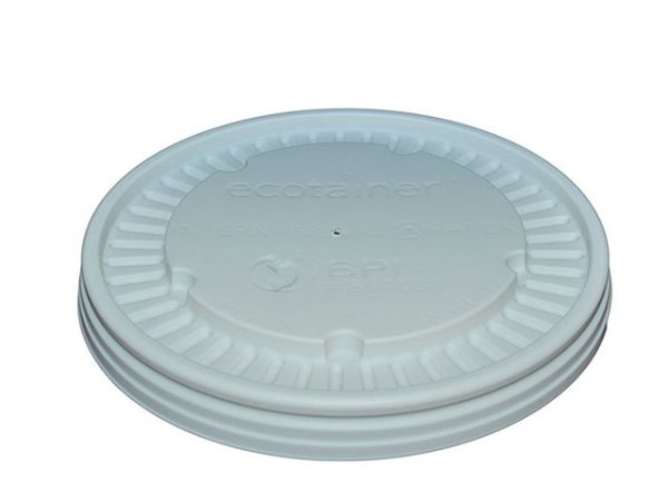 CPLA Lid to fit 12oz Ecotainer