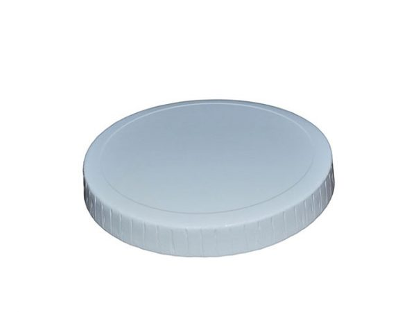 White Paper Lid for 8oz Ecotainer
