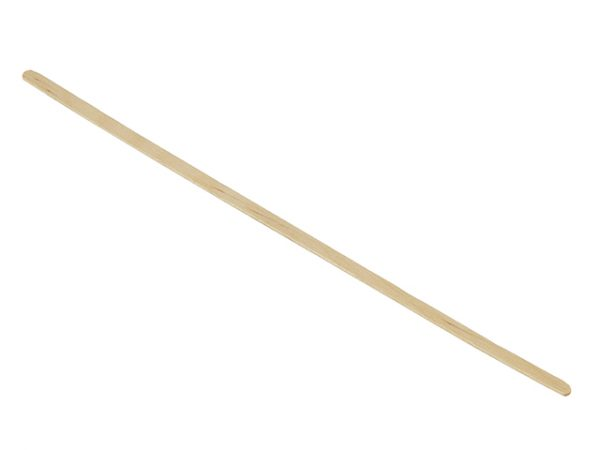 7.5 inch long wooden coffee stirrer