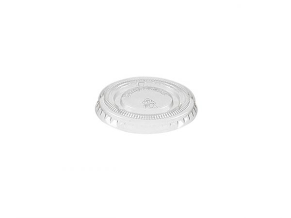 1oz Clear PLA Lid