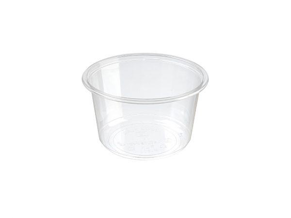 17.6oz Compostable deli container