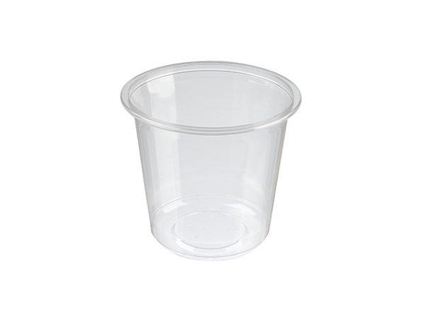 740ml Compostable deli container