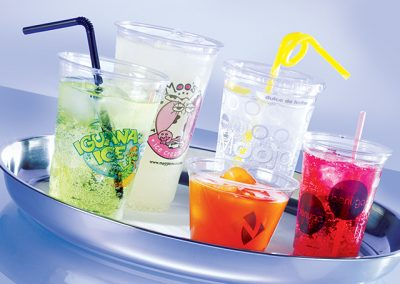 clear plastic cups printed