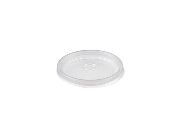 Plastic Lid for 8/12oz Soup Containers