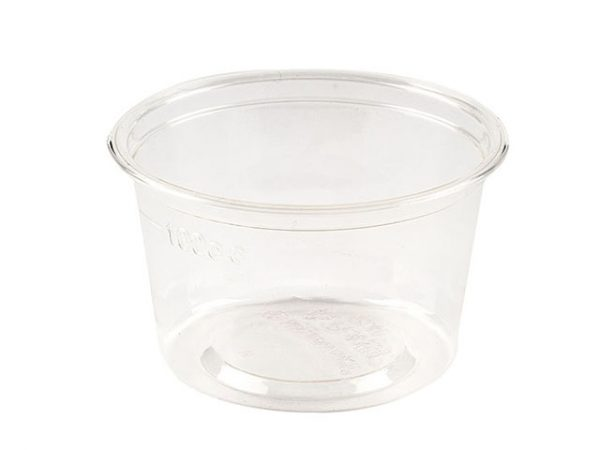 Clear 4.9oz PLA Cups