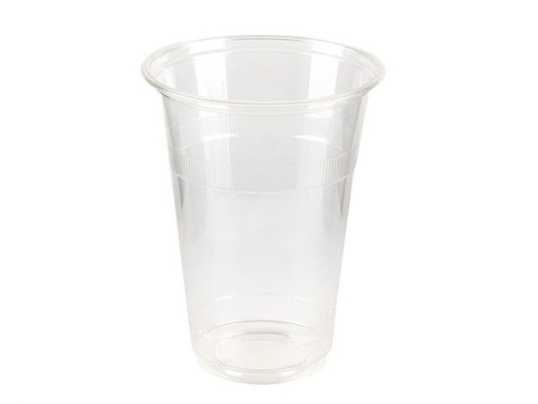 12 oz PLA Compostable Cold Drink Cup R360Y