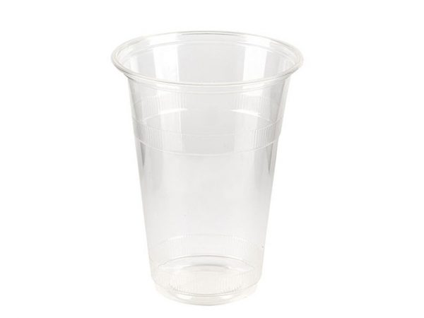 Clear 16oz PLA Cup