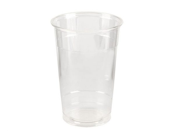 Clear 21oz PLA Cup