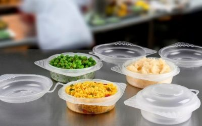 New range of reusable containers for reheating foods
