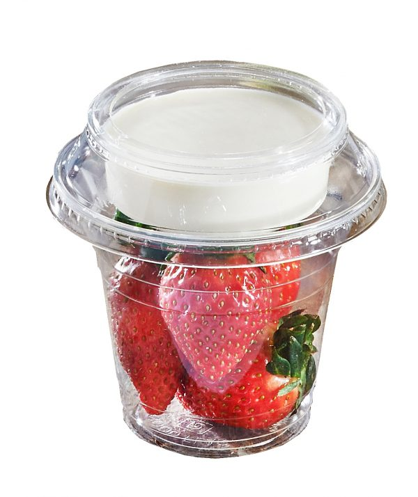 9oz pla cold drink cup and combination pot