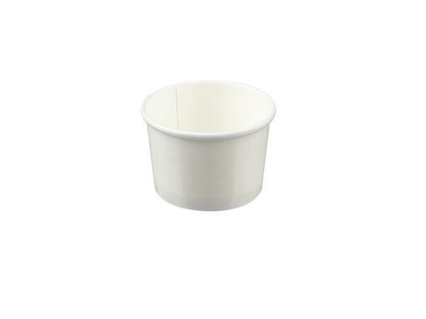 Small ice cream tubs