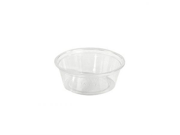 1.5oz clear portion pot
