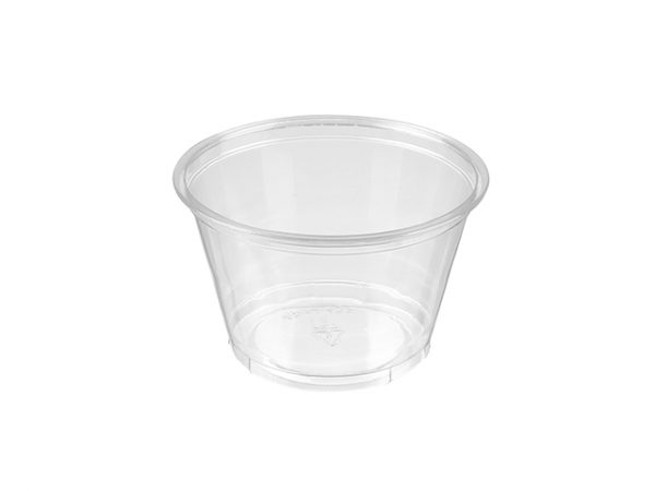 4oz PET Plastic Portion Pot