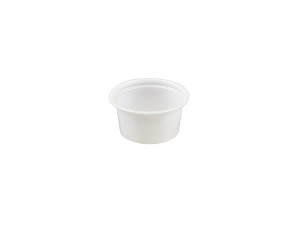 0.75floz Translucent Portion Pots