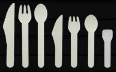 New Paper Cutlery Range